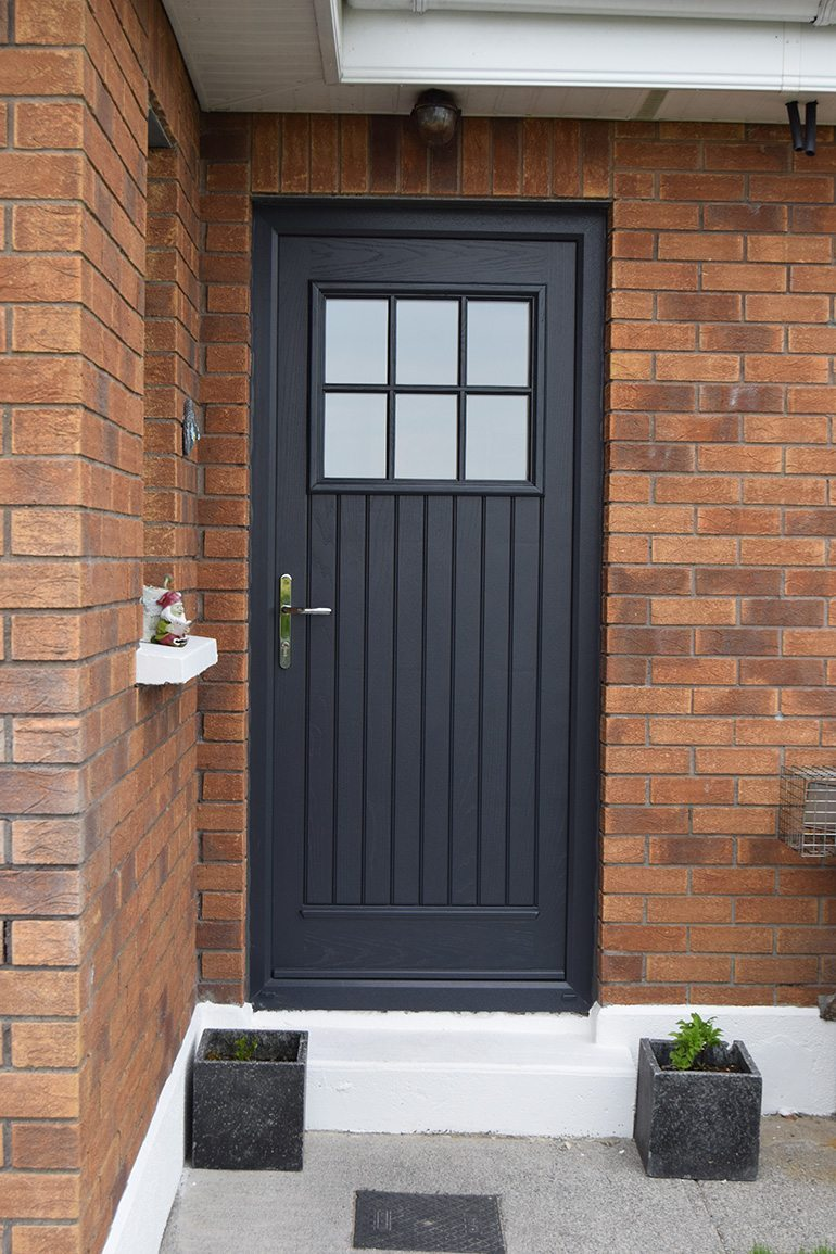 uPVC Panel Doors - Getty Glass Belfast NI Northern Ireland