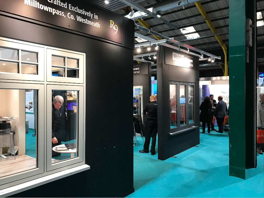 Wright Windows At The Ideal Homes Show In The Rds 27 30th